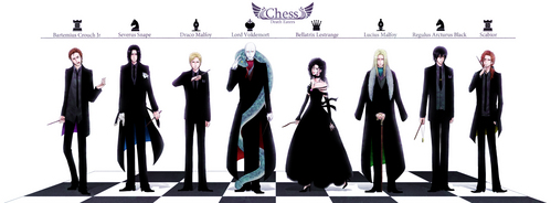 Anime Death Eaters