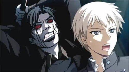 Corpse Party and Kuroshitsuji.