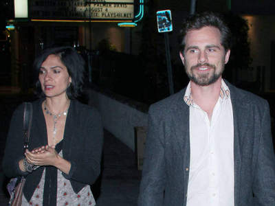 Rider Strong with his wife, Alexandra Barreto <3333