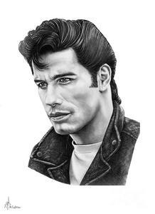 Amazing drawing of John :)
