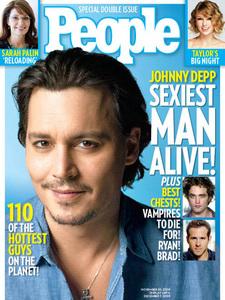 Johnny Depp :D
