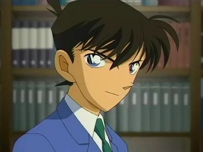 Shinichi is pretty smart and an awesome detective!