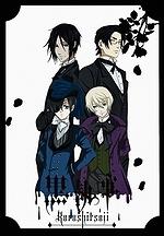 i amor black butler