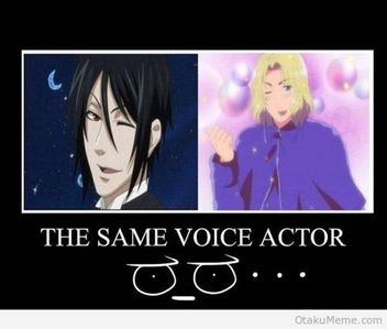 Black butler and hetalia .....