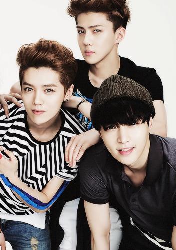 my fav trio.........................