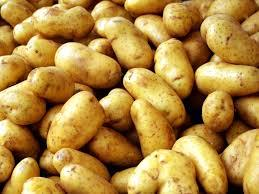 Now here are potatoes!