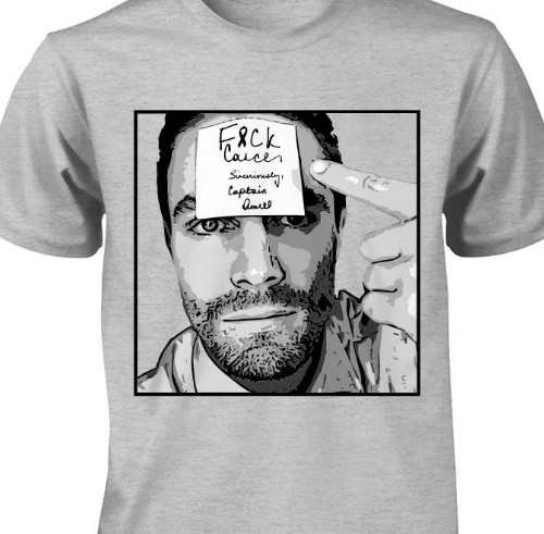 T-Shirt I Just Ordered From Stephen Amell's Represent Page!