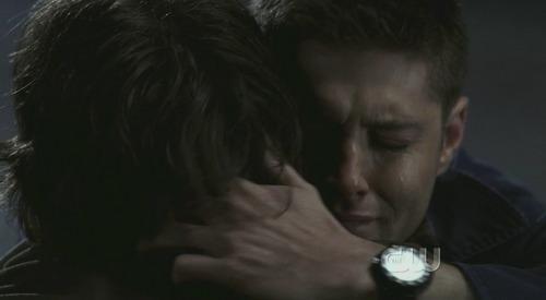 Jensen Ackles as Dean Winchester in Supernatural