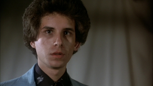 Barry Miller's curly hair :)
