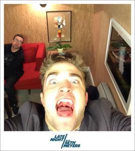 my babe taking a selfie...LOL<3