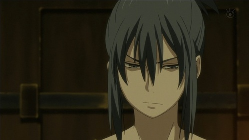 Nezumi from No.6 is pretty handsome.