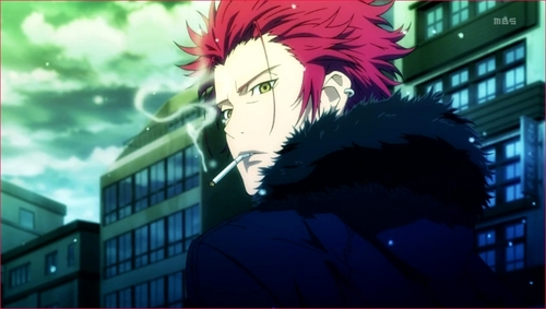 Suoh Mikoto (K-Project)