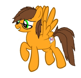 Ahem... Well, now everypony knows my hair color... Oh well, I don't really care. :3 I amor to sing...
