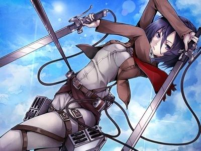 Mikasa :)