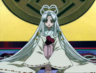 Princess Hinoto from X/1999
