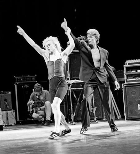 a Bowie pec