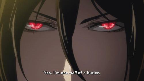 The Anime World |Anime Demon Eyes