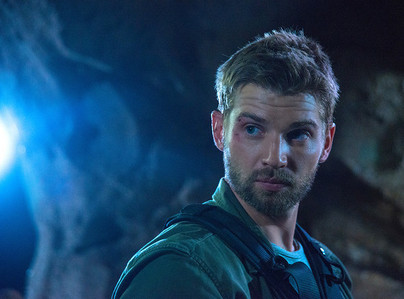 Mike Vogel on Under the Dome<3