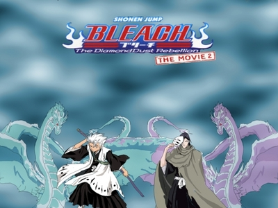 Bleach movie 2 The Diamond Dust Rebellion