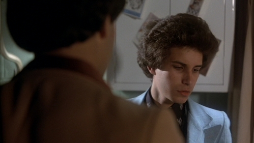 Barry Miller (Bobby C) with curly hair :)
