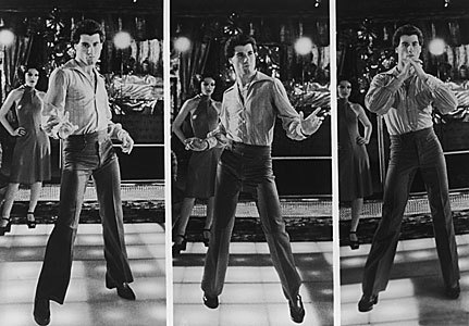 John's solo dance :)
