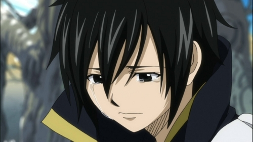 Zeref from Fairy Tail