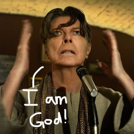 David Bowie...aka GOD<3