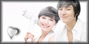 I think koo hye sun. But lee min ho dated with park shin hye