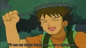 BROCK. (Pokemon)