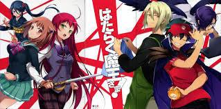 HATARAKU MAOU-SAMA! THE DEVIL IS A PART TIMER!