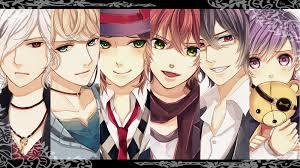 Diabolik lovers.... It's awesome and a season 2 might be coming out. If you watched vampire knights then watch vampire knight guilty