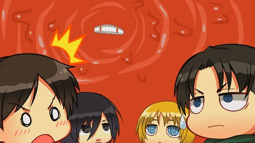Attack On Chibi <3