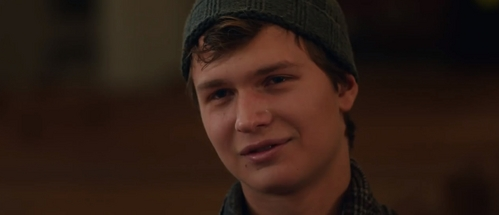 Ansel in The Fault in Our Stars:(