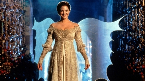 Drew Barrymore in Ever After :)