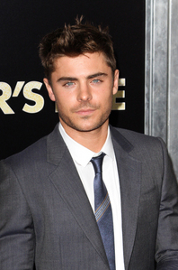 Zac looking handsome in a suit<3