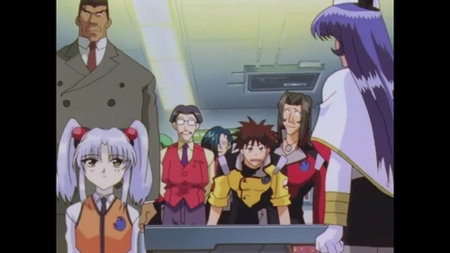 My preferito Anime Martian successor Nadesisco