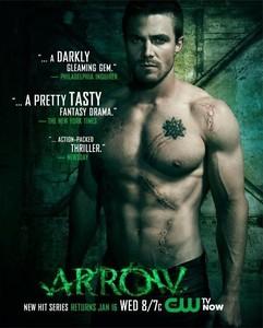 Arrow poster!