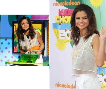 Selena in kca