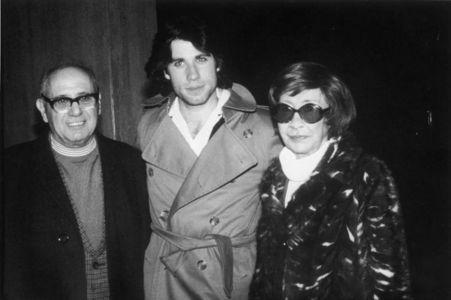 John and his parents :)