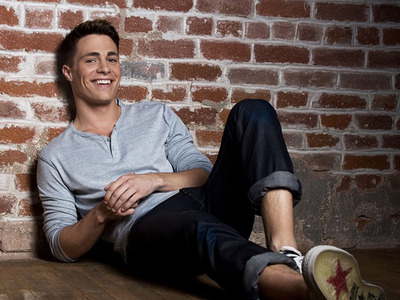 Colton smiling<3