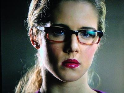 Emily Bett Rickards - Felicity in Arrow