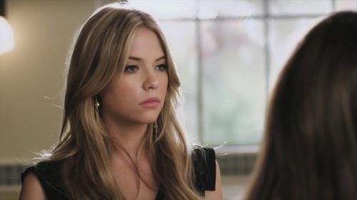 Ashley Benson as Hanna Marin in Pretty Little Liars