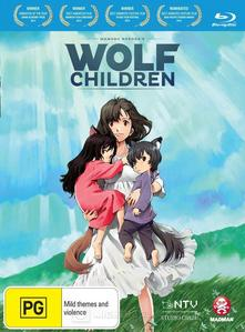 theirs on I just saw but its a Anime movie called serigala, wolf children its really good its about kids that turns into wolfs they were born after their father died and he was also a serigala, wolf but its really good I didn't see the end yet