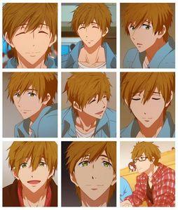 Tachibana Makoto!!! (Free!) He&#39;s Cute+Kind+Handsome+Sexy >///////<
