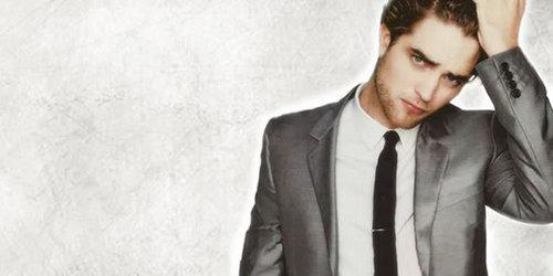 50 shades of Pattinson Grey<3