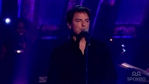 John on Strictly Come Dancing :)