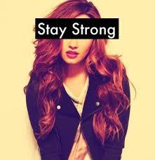 Her Motto.