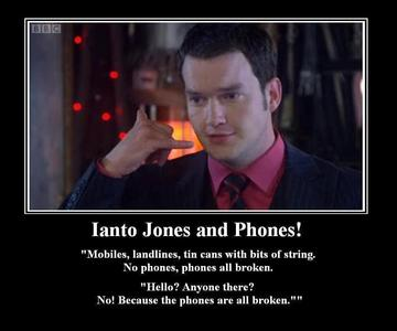 Ianto! God, I Amore Ianto. I loved the way his character developed from the guy who sits in reception, looks good in Suits and cleans after everybody, to this strong, sarcastic and funny guy. Of course I have to mention his relationship with Jack as I Amore those two together. Go Ianto!