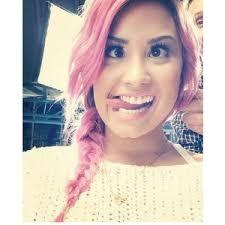 The silly Neon Lights hair era