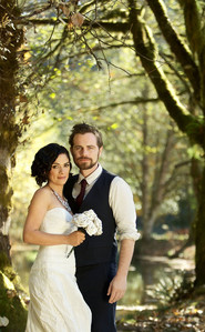 Rider Strong's wedding pic <3333333